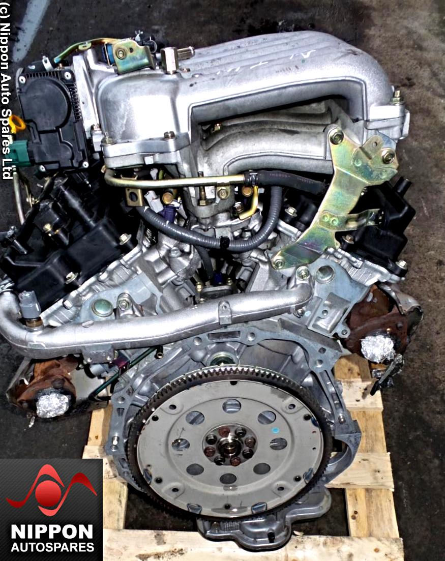 NISSAN ELGRAND E51 3.5 V6 VQ35DE ENGINE